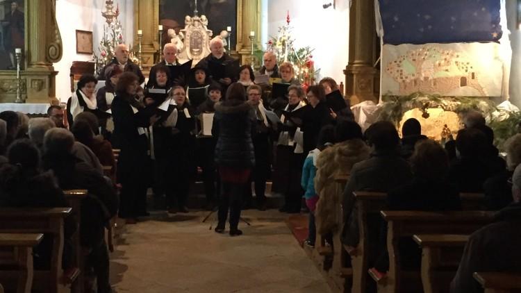 Božićni koncert u Župnoj crkvi u Fažani