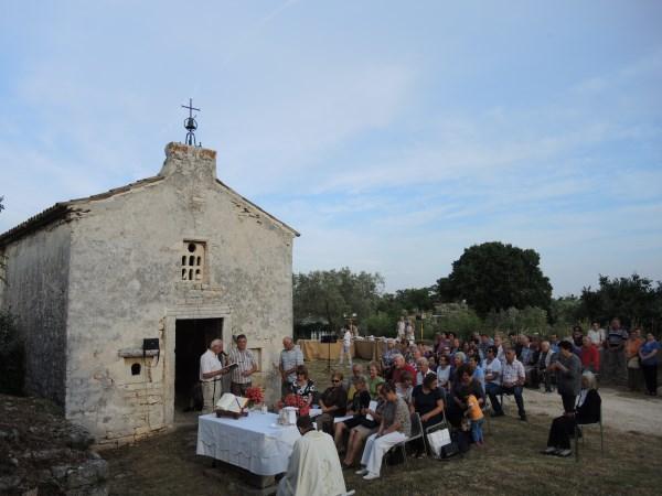 Proslava sv. Elizeja suzaštitnika župe