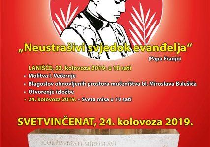 Proslava bl. Miroslava Bulešića