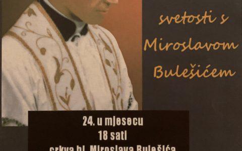 Ususret 100 godišnjici rođenja bl. Miroslava Bulešića
