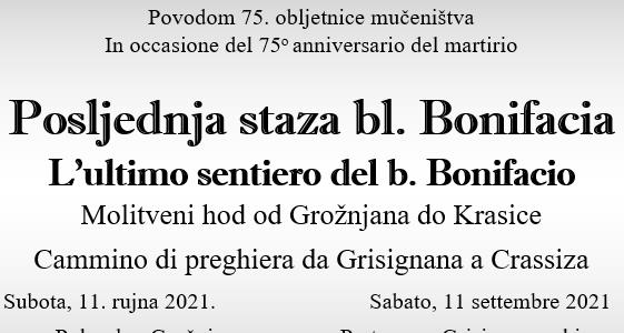 Hodočašće bl. Francescu Bonifaciu